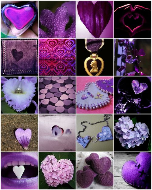 Purlple Heart