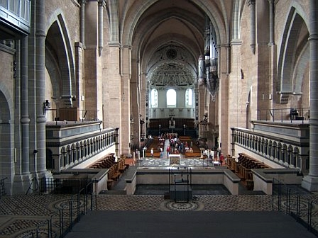 Inside Trier