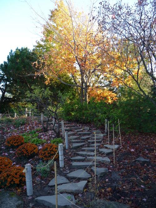 Montreal le jardin botanique melange travel for Camping le jardin botanique limeray
