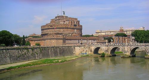 Castle Sant;Angelo