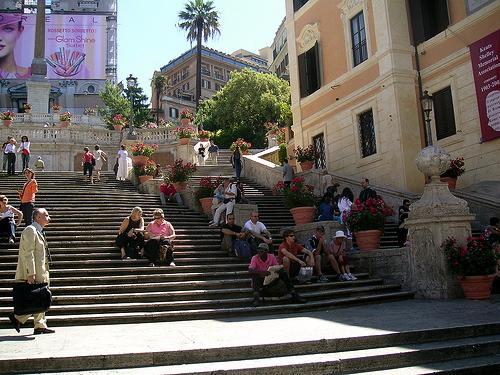 Spanish Steps- Rome