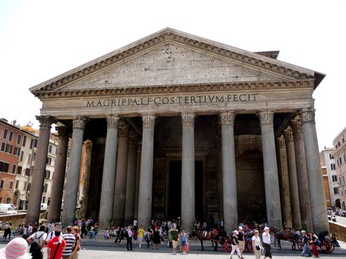 Pantheon Photo Rome