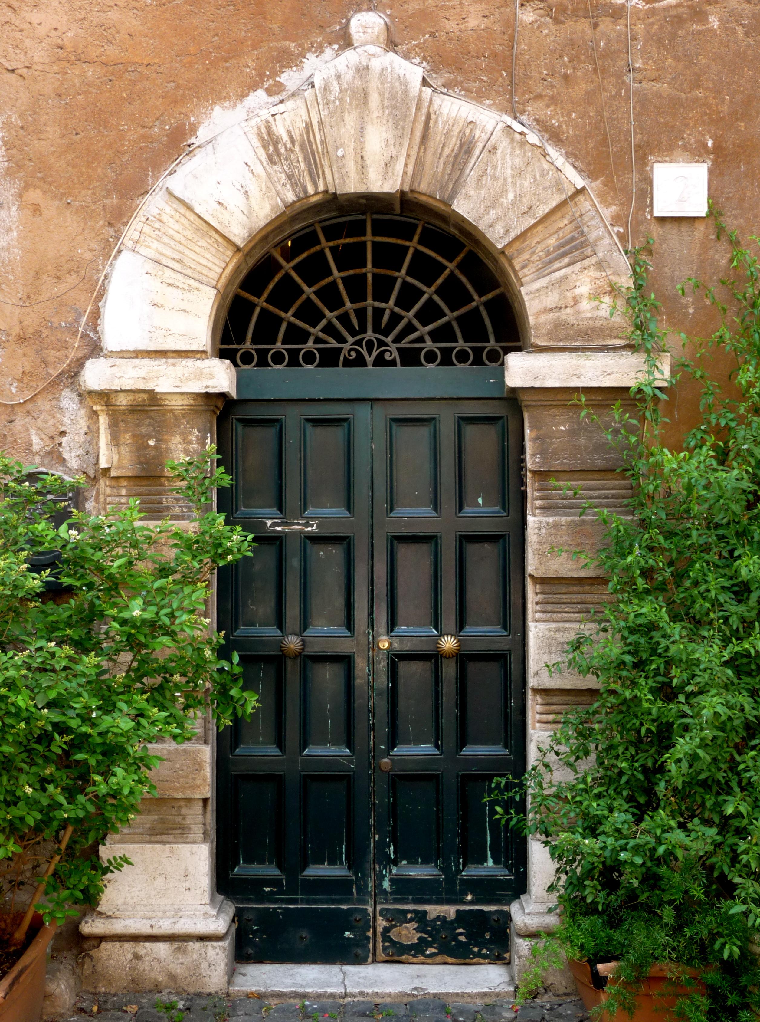 P1020099 & Those Roman Doors - Melange Travel