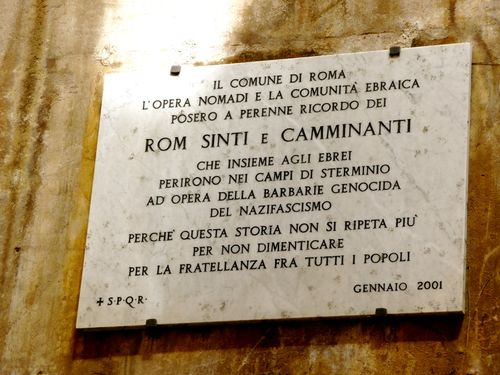 Rome Sign