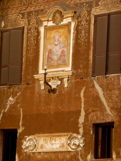 Shrine in Rome