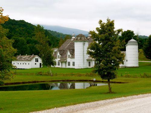 White Barn Vermont