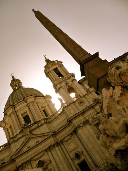 Obelisk, Piazza Navona